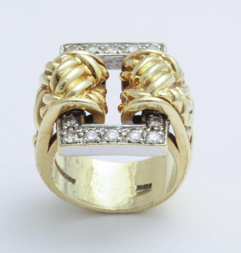 Tiffany & Co. Diamond Ring For Sale 2