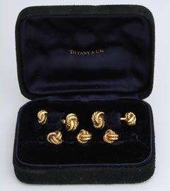 Tiffany & Co. Rope Stud Set