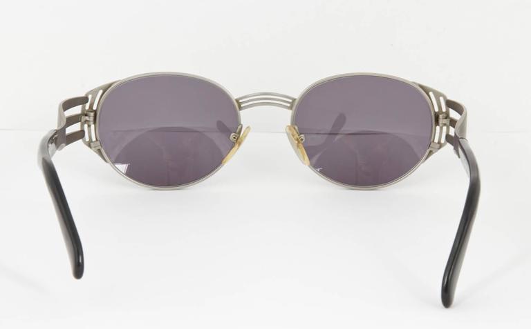 Men's Jean Paul Gaultier Vintage 56-3281 Fork Sunglasses For Sale
