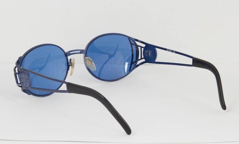 Men's Jean Paul Gaultier Vintage 58-6102 Sunglasses  For Sale