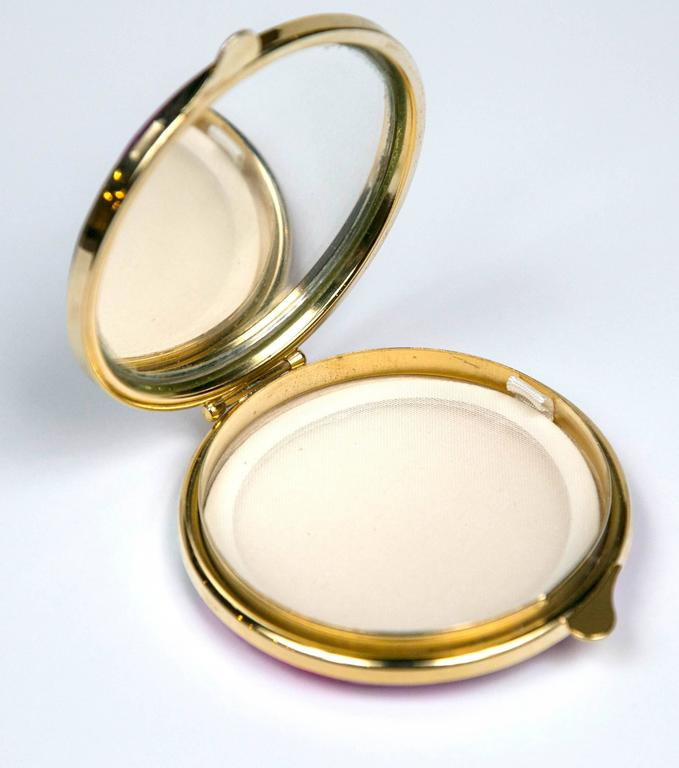Scarce Vintage Pucci Compact in Box By Funky Finders  5
