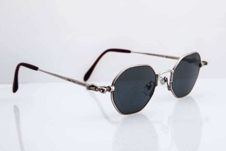 Vintage Jean Paul Gaultier 55-5103 Sunglasses For Sale 1