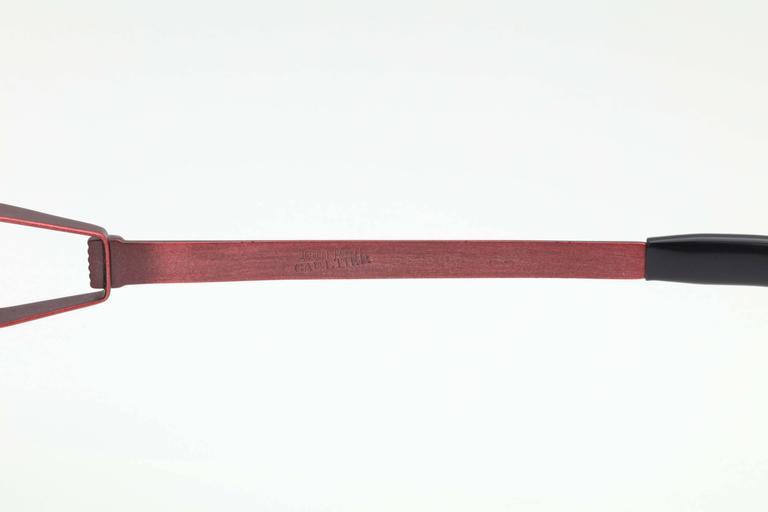 Brown Vintage Jean Paul Gaultier Sunglasses 56-5105  For Sale