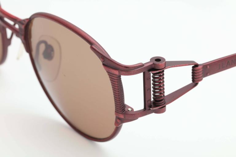 Men's Vintage Jean Paul Gaultier Sunglasses 56-5105  For Sale