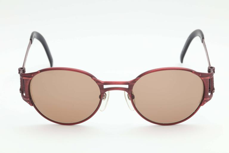 Vintage Jean Paul Gaultier Sunglasses 56-5105  For Sale 1