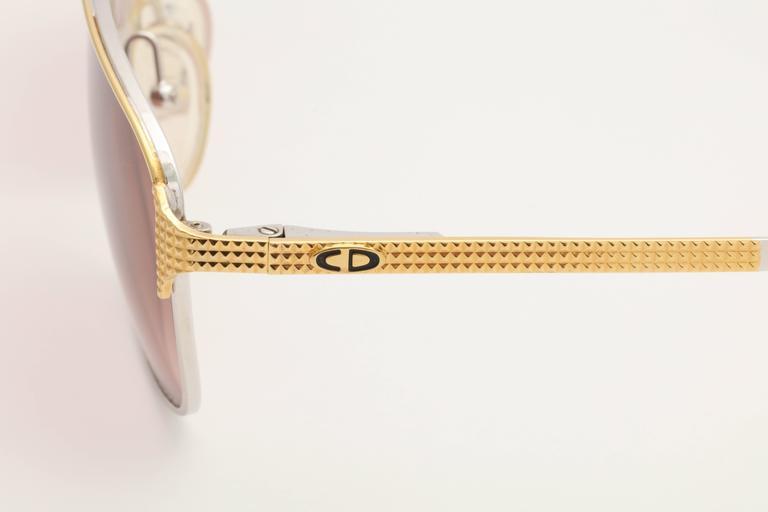 Vintage Christian Dior Sunglasses 3