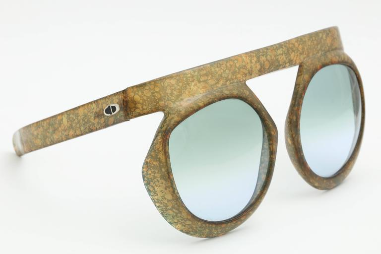 Vintage Christian Dior Sunglasses 2030-80 For Sale 1