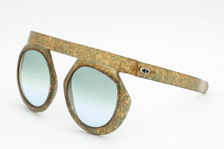 Vintage Christian Dior Sunglasses 2030-80 For Sale 2