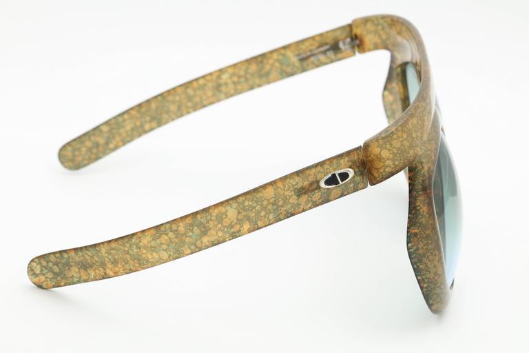 Vintage Christian Dior Sunglasses 2030-80 For Sale 3