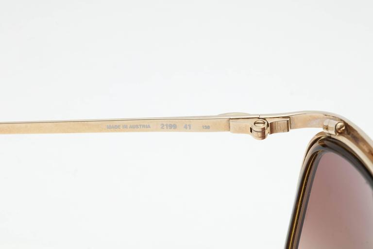Vintage Christian Dior Monsieur 2199 Sunglasses 7