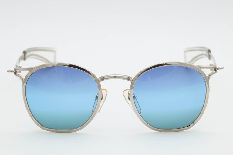 Vintage Jean Paul Gaultier Sunglasses 56-0105 In Excellent Condition For Sale In New York, NY