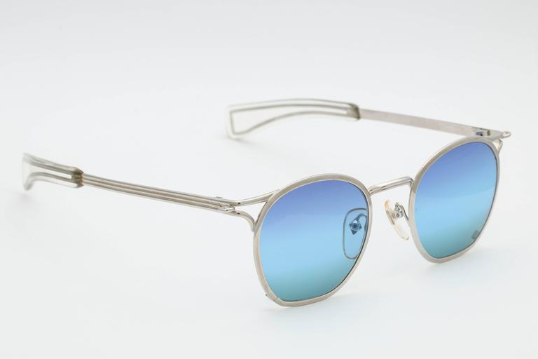 Women's Vintage Jean Paul Gaultier Sunglasses 56-0105 For Sale