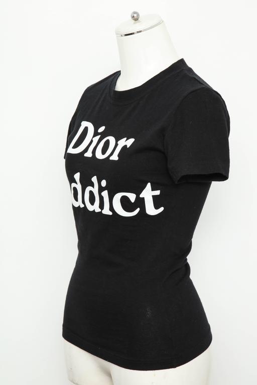 Black John Galliano for Christian Dior