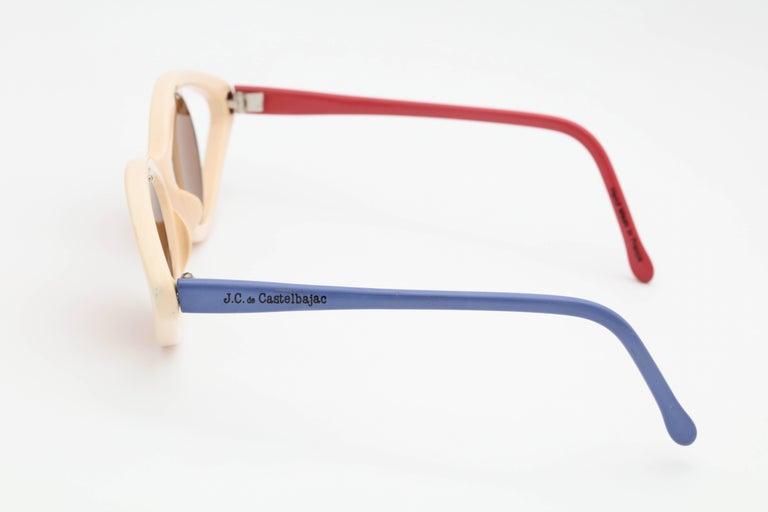 Vintage J.C. De Castelbajac Sunglasses 2