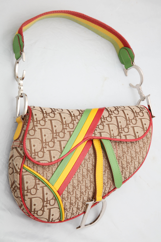 Dior Limited Edition Rasta Bag 8RDlZ