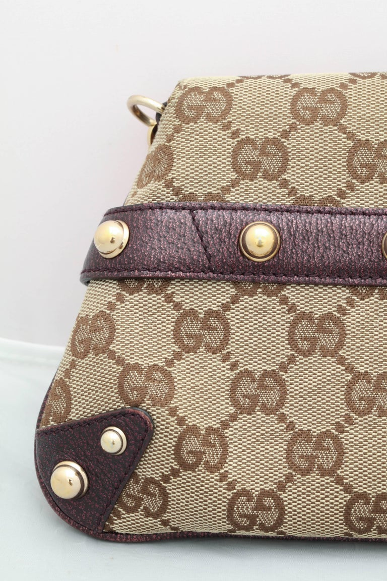 Tom Ford For Gucci Rare Chain Bag With Studs For Sale At
