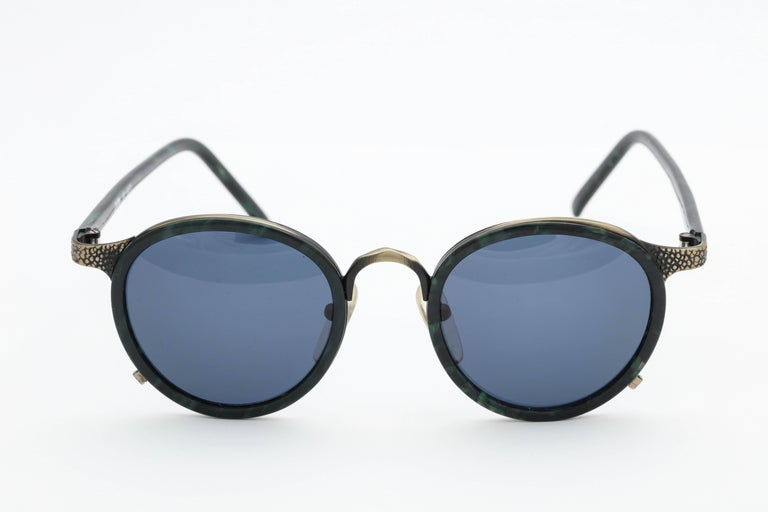 Vintage Jean Paul Gaultier Sunglasses 56-9273 In Excellent Condition For Sale In New York, NY