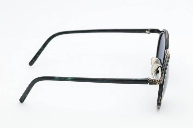 Women's or Men's Vintage Jean Paul Gaultier Sunglasses 56-9273 For Sale