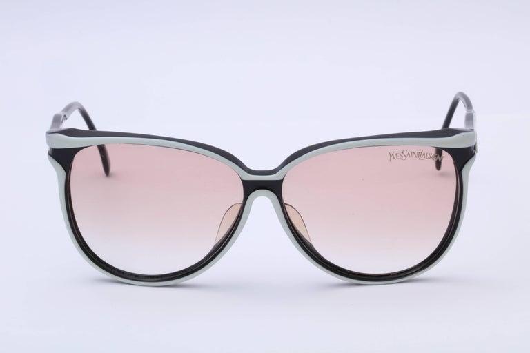 Women's Yves Saint Laurent YSL Vintage Sunglasses  For Sale