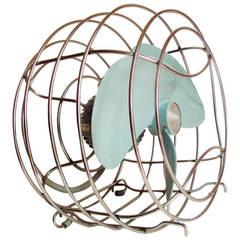 American Mid-Century Modern Westinghouse Ball Fan