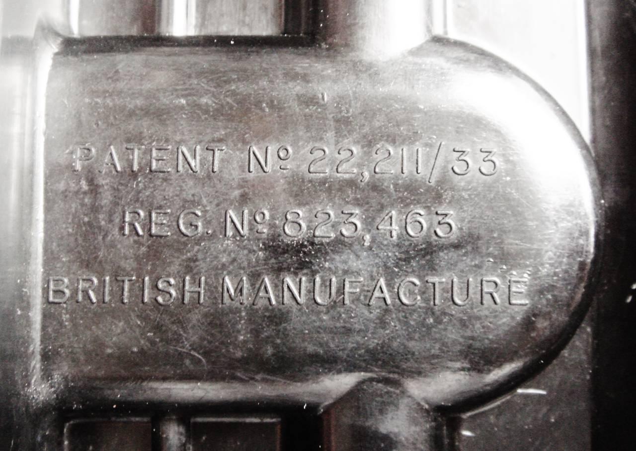 Art Deco Perpetual Calendar, Cigarette Dispenser, Striker Lighter and Ashtray 9