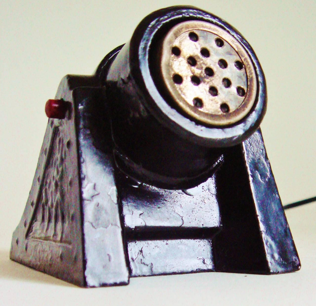 Rare American Art Deco Washington Bicentennial Souvenir, Electric Cigar Lighter For Sale 3