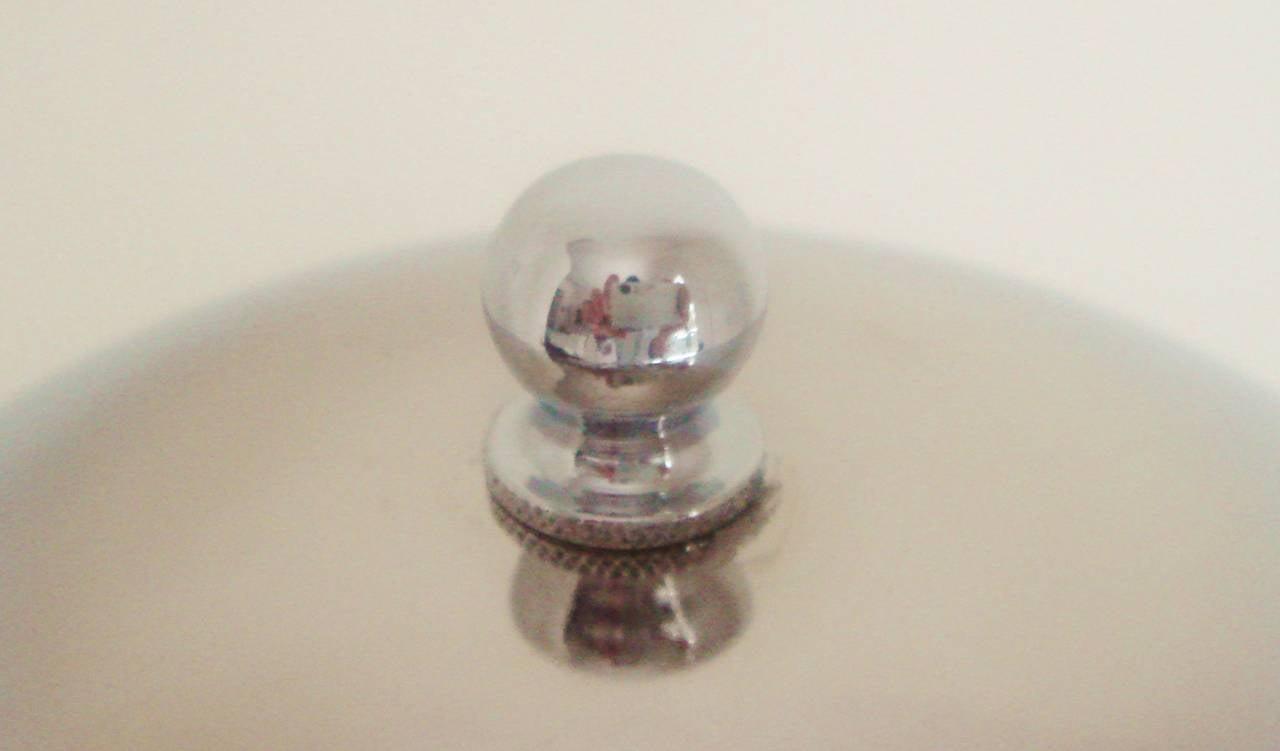 Novelty Lamp Base : American Art Deco Chrome and Brass Novelty Parachute Jumper Lamp. at 1stdibs