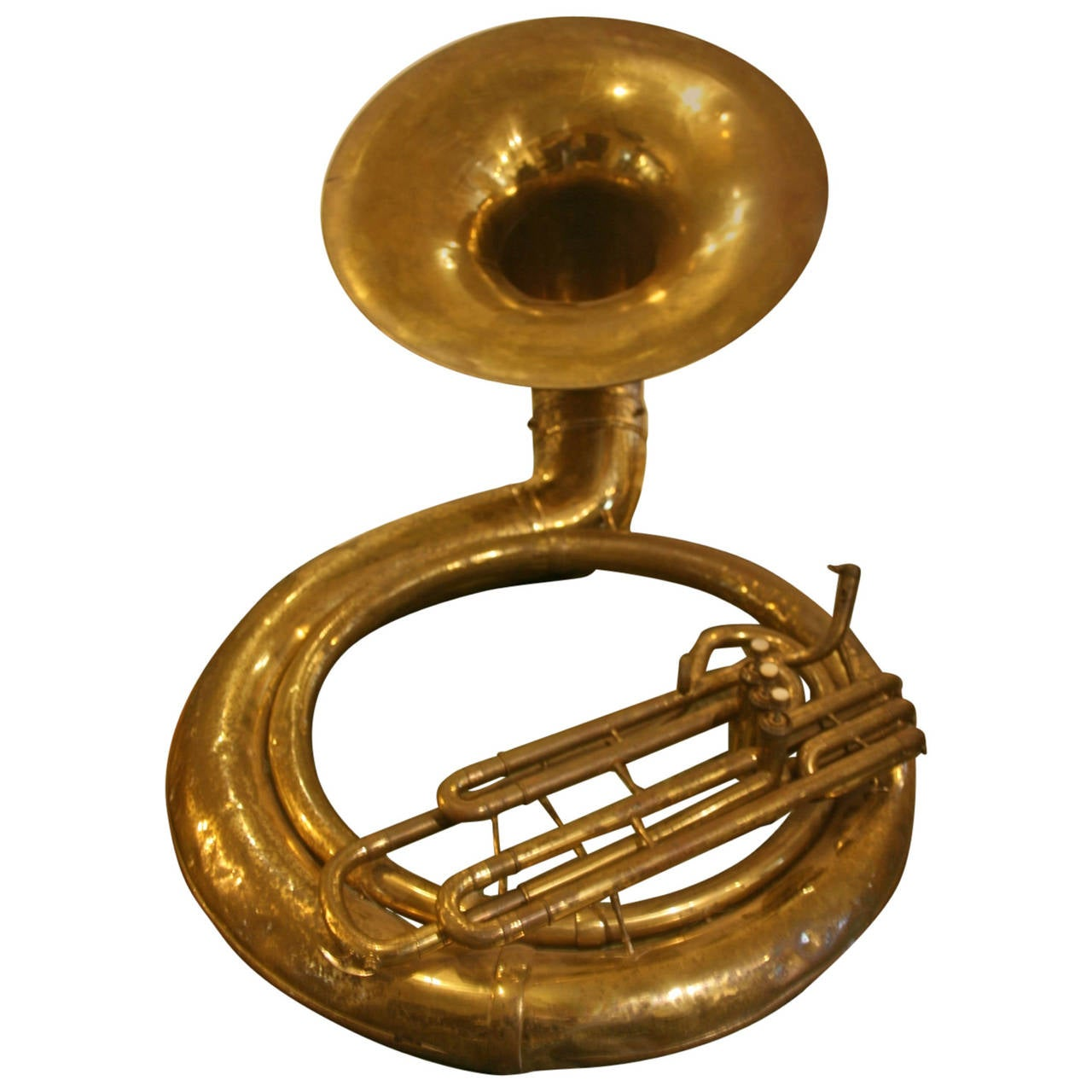 Giant 19th c. Sousaphone