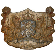 Early 19th Century, Coat of Arms Holland
