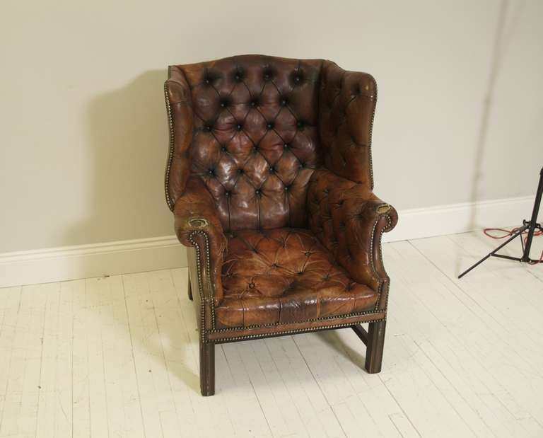 Queen Anne Chair History Mid-Century Que...