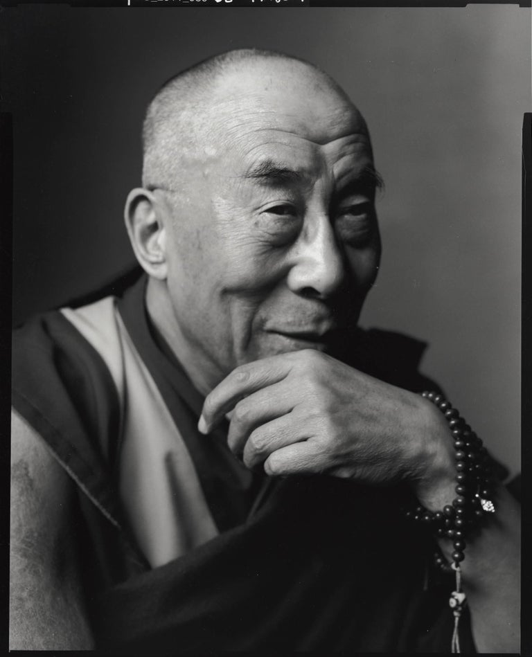 Mark Seliger - Dalai Lama, Washington D.C. 1