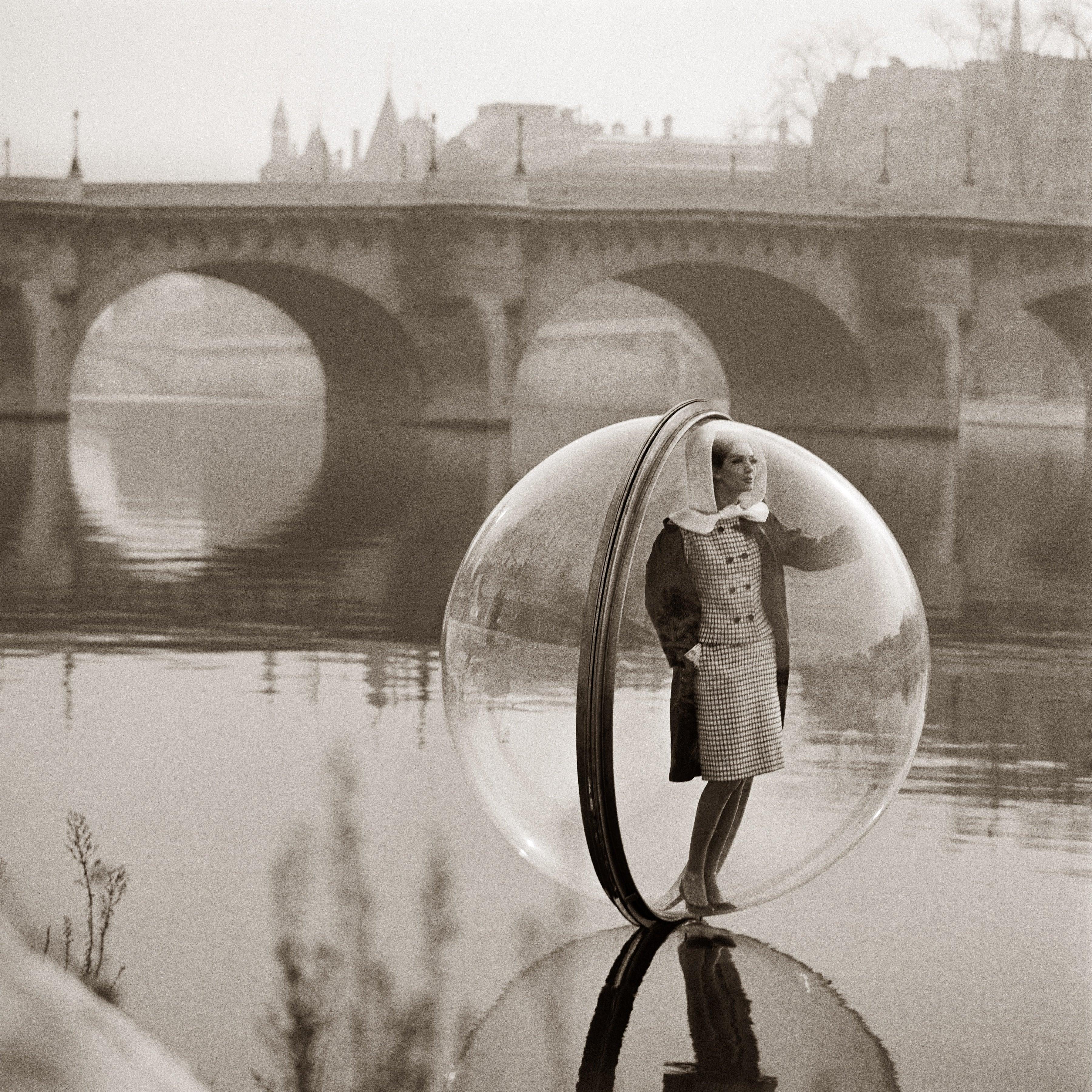 Bubble Seine, Paris