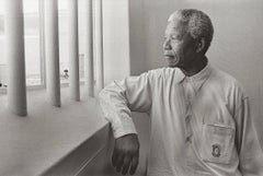 Nelson Mandela in his Cell on Robben Island [Revisit]