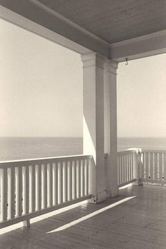 Porch, Monhegan Island, Maine