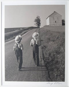 Two Amish Boys, Lancaster, Pennsylvania