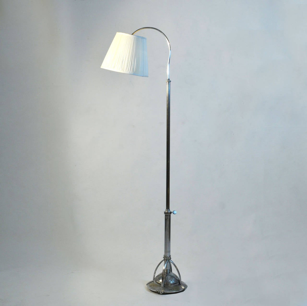 Rare Art Deco Floor Lamp For Sale At 1stdibs
