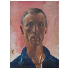 Dutch Male Portrait