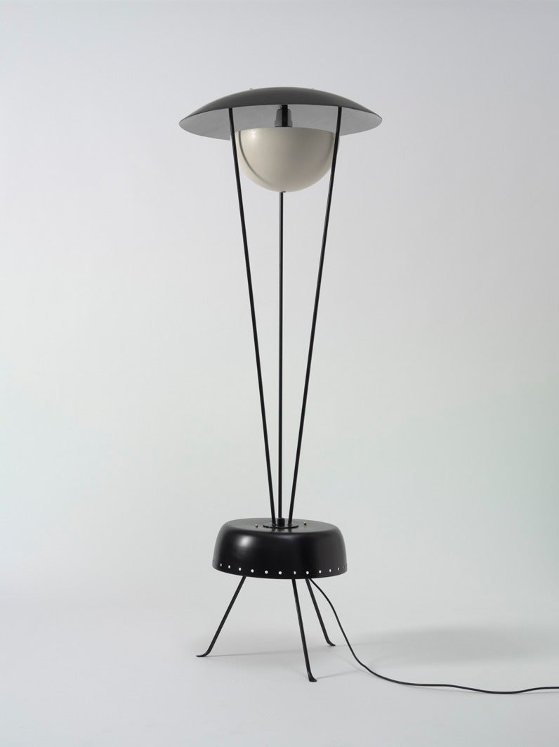1950s French Floor Lamp 2