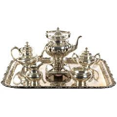 Tiffany & Co. Silver-plate Tea and Coffee Service