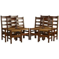 Stickley Arts & Crafts Chairs