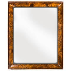 Queen Anne Cushion Mirror