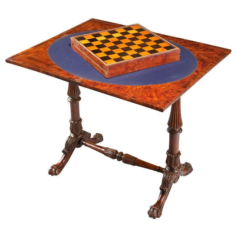 Antique 19th century games table at 1stdibs - Archives departementales 33 tables decennales ...