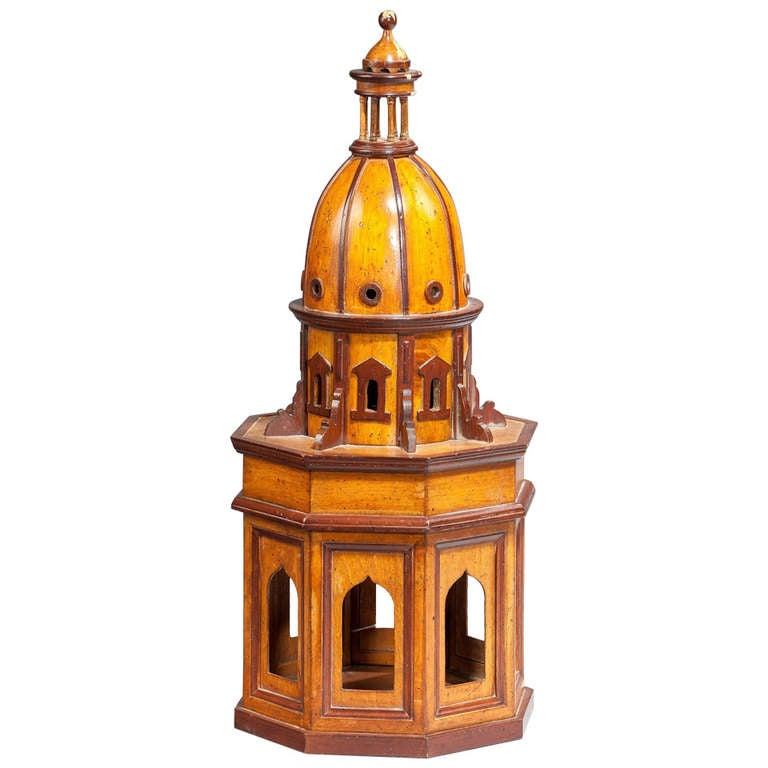 Architectural Model of a Dome