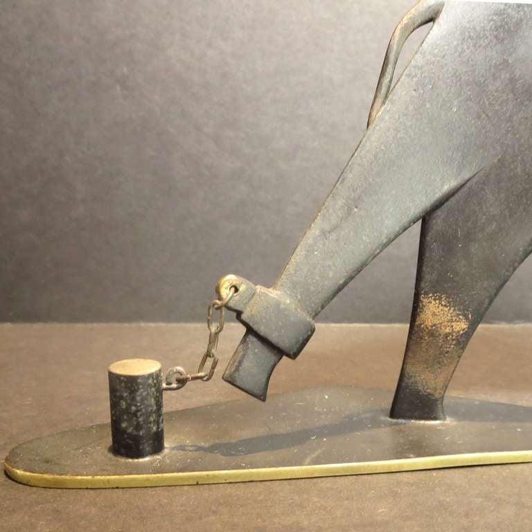 Bronze Elephant Sculpture by Karl Hagenauer 2