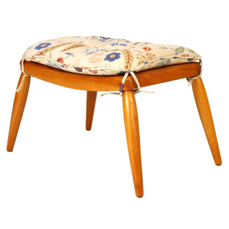 Fine Stool with Cushion for Haus und Garten Vienna