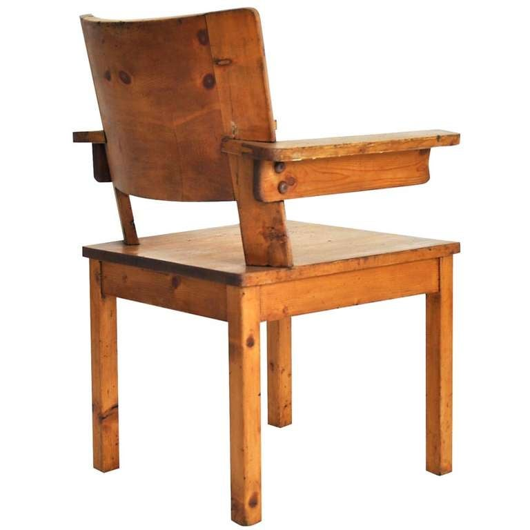 Crate Chair Austria 1925 At 1stdibs