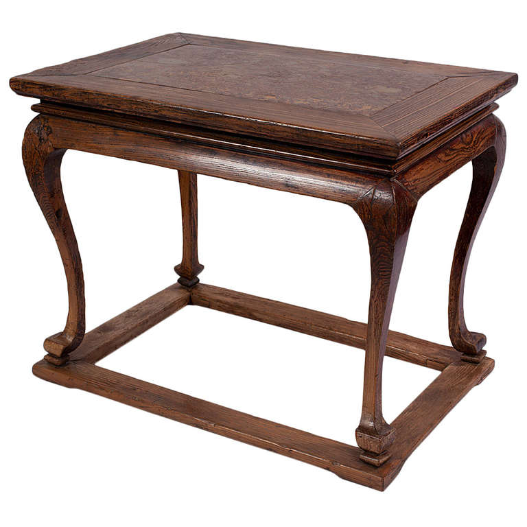 Impressive 16th 17th century chinese ming dynasty table for Chinese art furniture
