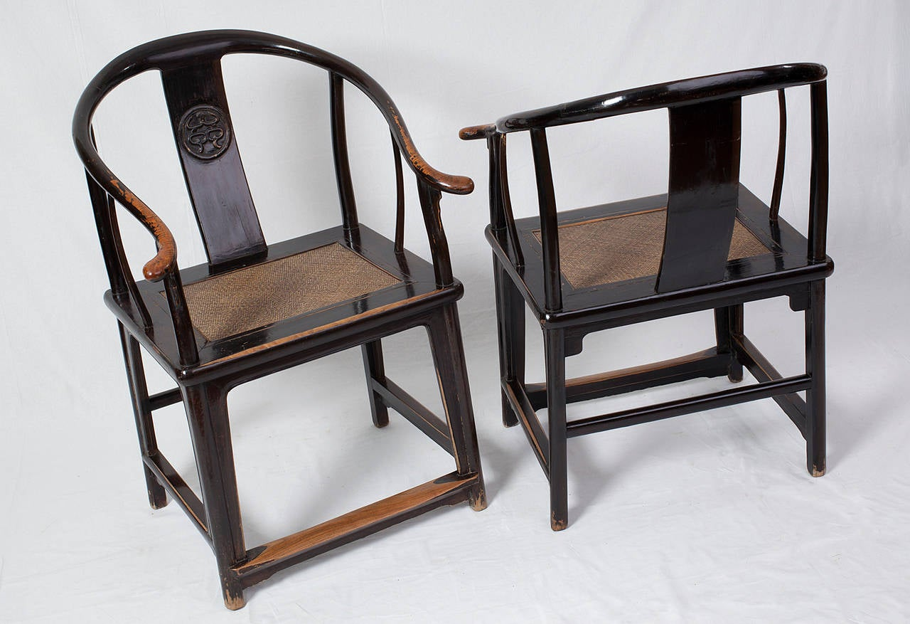 excellent pair of 17th century ming dynasty chinese