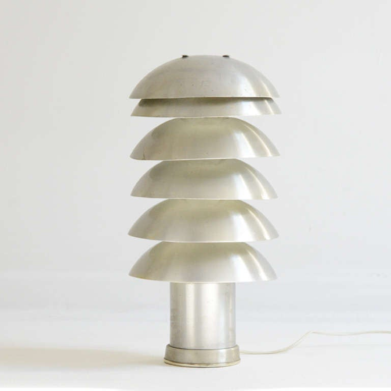 Unique Table Lamp At 1stdibs