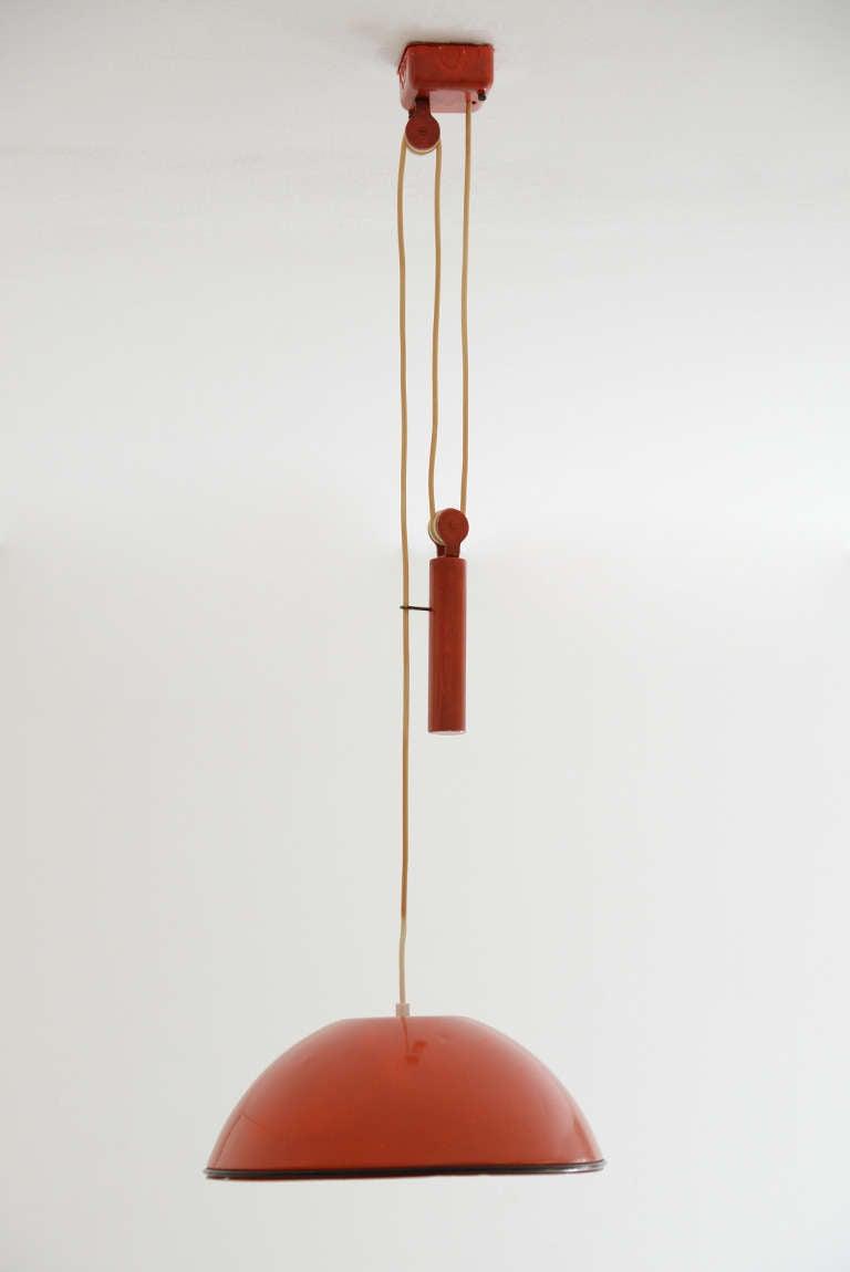 Achille castiglioni pendant for flos at 1stdibs for Castiglioni light